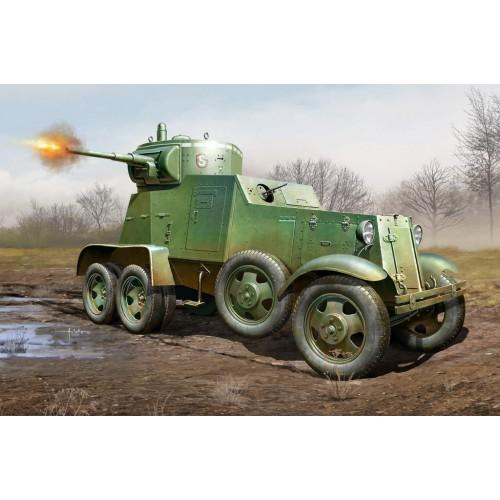 CAMION BLINDADO BA-3 (Sovietico) ESCALA 1/35 HOBBYBOSS 83838