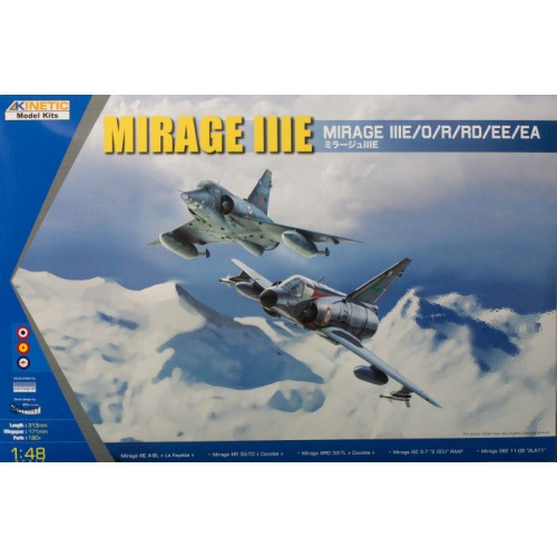 DASSAULT MIRAGE III E C/ESP