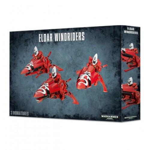 ELDARS WINDRIDERS (3 unidades)