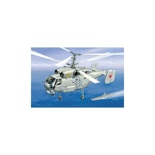 HELICOPTERO KAMOV KA-27 escala 1/72 ZVEZDA 7214