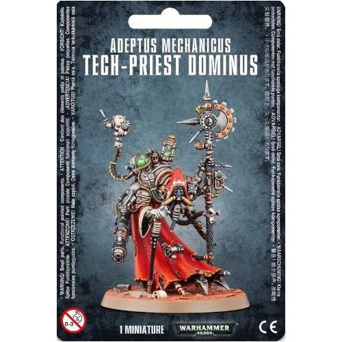+ADEPTUS MECANICUS TECH-PRIEST DOMINUS