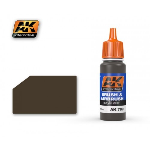 PINTURA ACRILICA BURNT UMBER (17 ml)