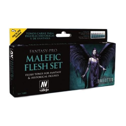FANTASY-PRO: MALEFIC FLESH SET