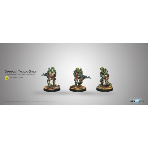 HAQQISLAM: DJANBAZAN (Tactical Group)