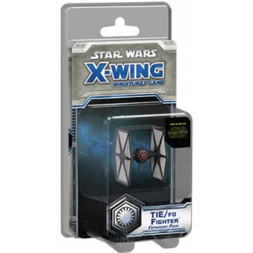 X-WING:CAZA TIE-FO PACK DE EXPANSION