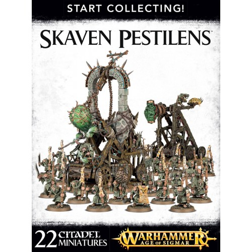 SKAVEN PESTILENS START COLLECTING