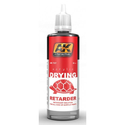 RETARDANTE PINTURAS AK (60 ml)