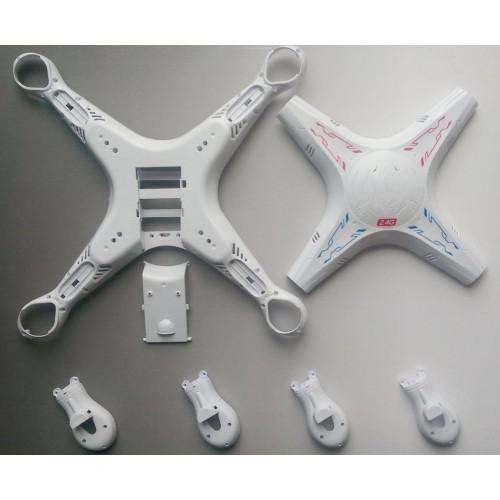 FUSELAJE DRONE EVOTECH X-5