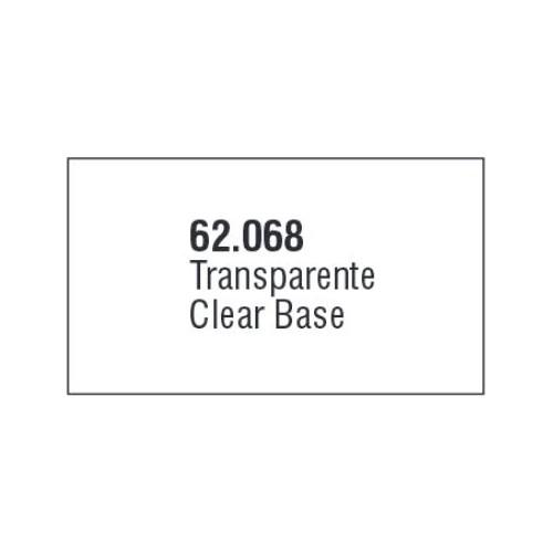 PREMIUN RC: BASE TRANSPARENTE (60 ml)