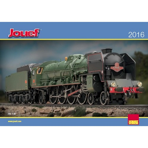 Catalogo General Jouef 2016 H0