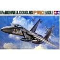 McDONNELL DOUGLAS F-15 C EAGLE -Escala 1/48- Tamiya 61029