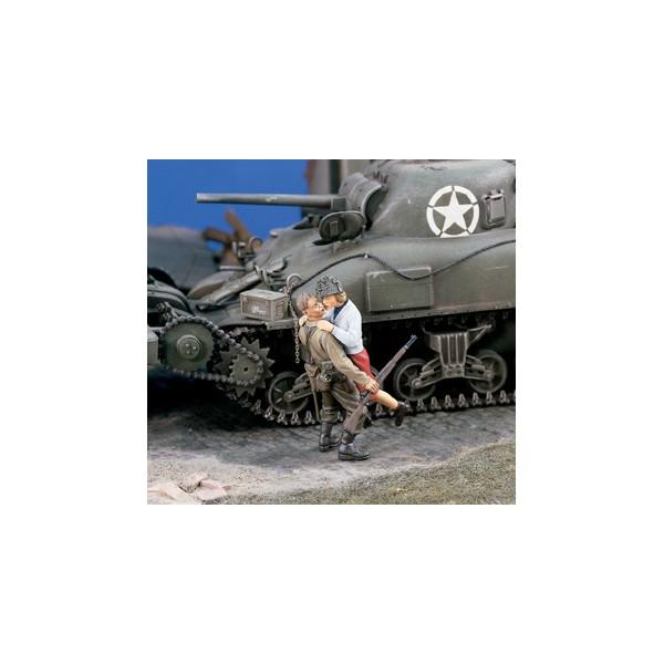 LIBERACION DE EUROPA 1944