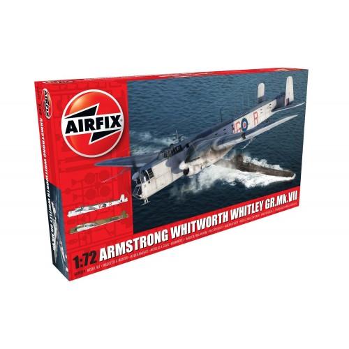 ARMSTRONG WHITWORTH WHITLEY MK-VII - Airfix A09009 ESCALA 1/72 - AIRFIX 09009