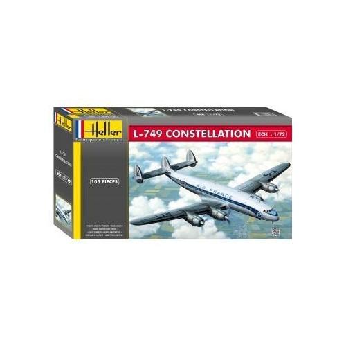 "LOCKHEED L-749 CONSTELLATION ""Air France"" -Escala 1/72- Heller 80310"