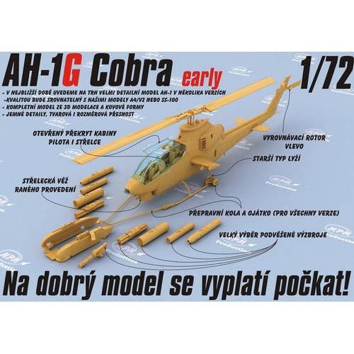 BELL AH-1G COBRA (Vietnam) - Special Hobby SH72076