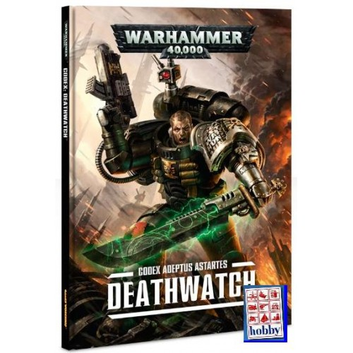 *codex Adeptus Astartes Deathwatch - Games Workshop 03 03 01 09 002