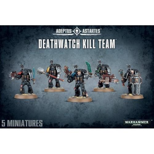.m.e. Deathwatch Kill Team - Games Workshop 99 12 01 09 001