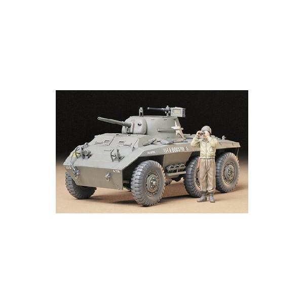 VEHICULO BLINDADO M-8 GREYHOUND -Escala 1/35- Tamiya 35228