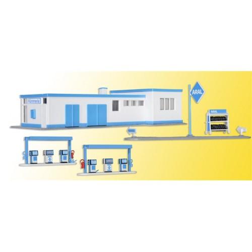 GASOLINA ARAL HO (32 X 15 X 10 CMS) -KIBRI 38541