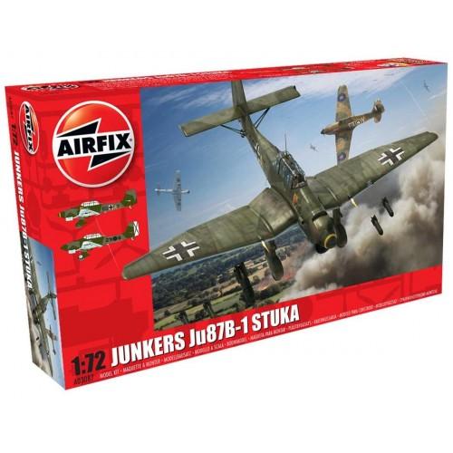 JUNKERS JU-87 B-1 STUKA - Airfix A03087
