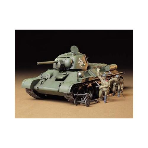 CARRO DE COMBATE T-34/76 Mod. 1943 1/35 - Tamiya 35149