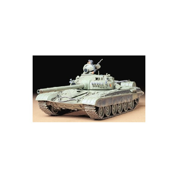 CARRO COMBATE T-72 M1 -Escala 1/35- Tamiya 35160