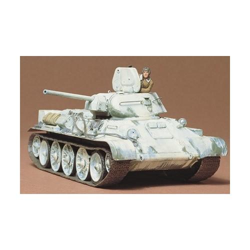 CARRO DE COMBATE T-34/76 Mod. 1942 -Escala 1/35- Tamiya 35049