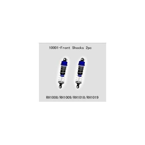 AMORTIGUADOR DELANTERO 1/10 (2 unidades) - VRX 10001, RH10001, FTX6202