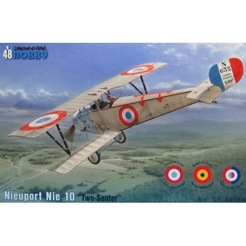NIEUPORT Nie-10 - Special Hobby SH48184