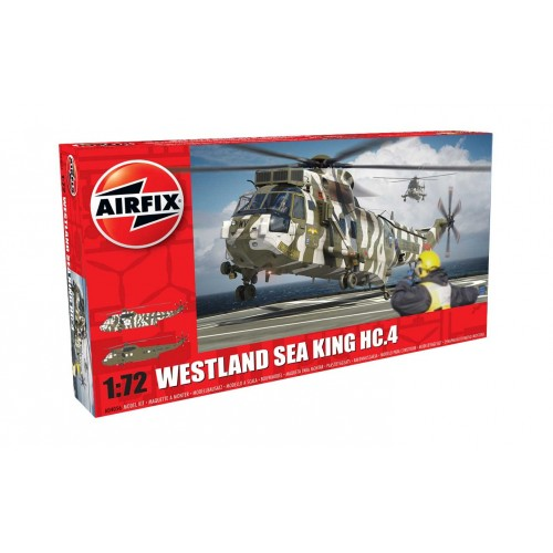 WESTLAND SEA KING HC.4 -Escala 1/72- Airfix A04056