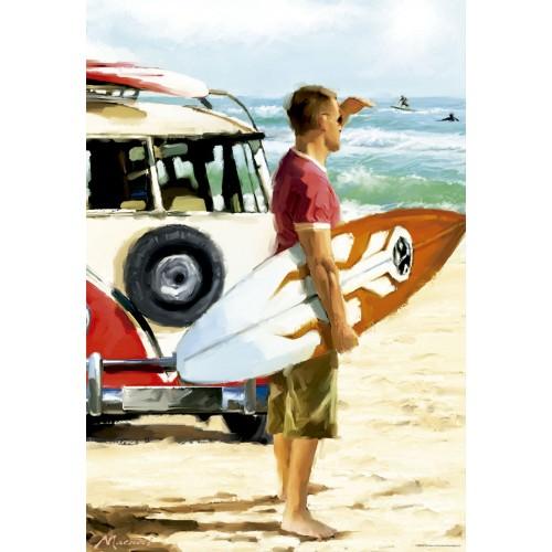 PUZZLE 500 PZS SURFISTA - EDUCA 17084