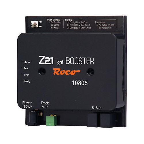Z21 BOOSTER LIGHT - ROCO 10805