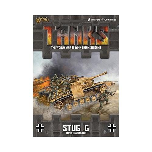 TANKS: STUG G (ESPAÑOL) - TANKS 04S
