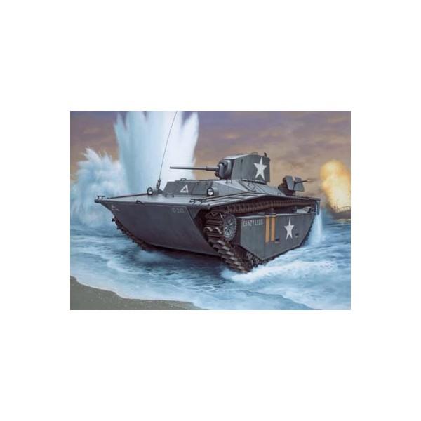 VEHICULO ANFIBIO LVT-A1 ALLIGATOR -1/35- Revell 03055