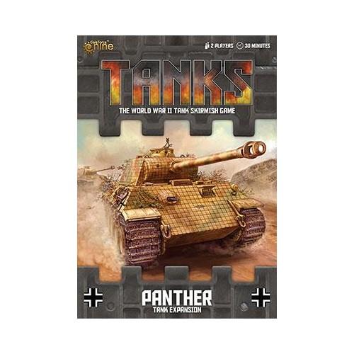 TANKS: PANTHER (ESPAÑOL) - TANKS 06S