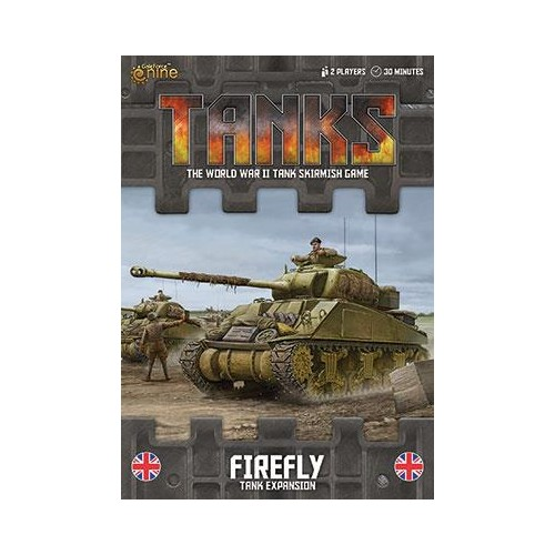 TANKS: SHERMAN FIREFLY (ESPAÑOL) - TANKS 07S