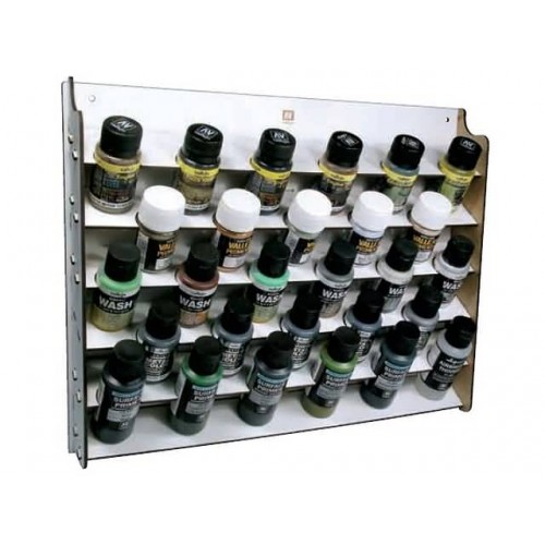 EXPOSITOR PARED 28 FRASCOS 35/60ML