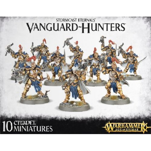 STORMCAST ETERNALS VANGUARD-HUNTERS - Games Workshop 9628
