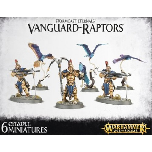 STORMCAST ETERNALS VANGUARD-RAPTORS - Games Workshop 9630