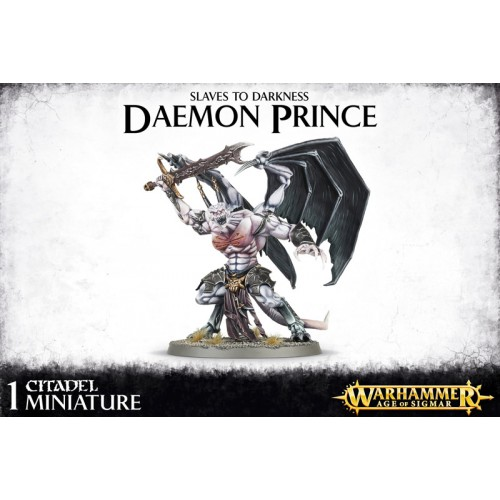Slaves to Darkness DAEMON PRINCE - Games Worshop 83-23