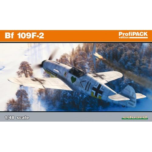 MESSERSCHMITT Bf-109 F-2 - Eduard 82115