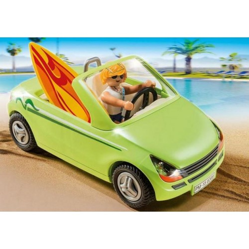 SURFISTA CON DESCAPOTABLE - PLAYMOBIL 6069