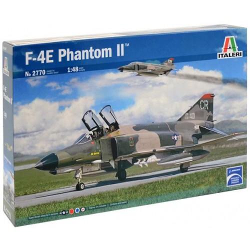 McDONNELL DOUGLAS F-4 E PHANTOM II - Italeri 2770