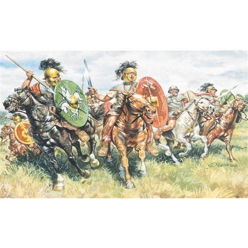 CABALLERIA ROMANA (Siglo I & II D.C.) -Escala 1/72- Italeri 6028