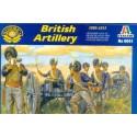 ARTILLERIA BRITANICA A CABALLO 1805-1815 -1/72- Italeri 6041