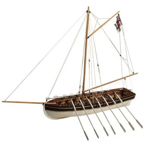 BOTE H.M.S. AGAMEMNON (Lord NELSON) 1/30 - Disar Model 20131
