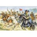 CABALLERIA CONFEDERADA (Guerra Civil American) -Escala 1/72- Italeri 6011