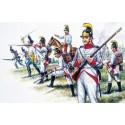 GRANADEROS AUSTRIACOS (48 figuras) ESCALA 1/72 - ITALERI 6005