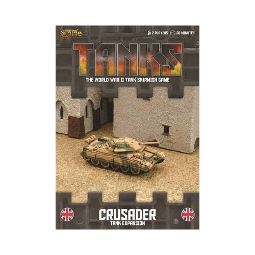 TANKS: CRUSADER (INGLES) - TANKS 39