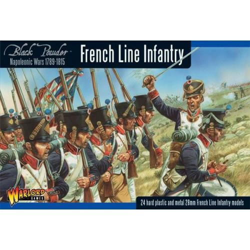 INFATERIA DE LINEA FRANCESA 1806-1810 -1/56- Warlord Games WGN-FR-09